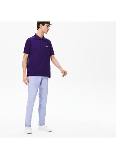 Lacoste Erkek Slim Fit Pantolon HH9553.Z0G Mavi